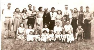 James & MarthaAnn Branscum family