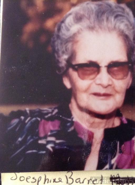 Josephine Barrett