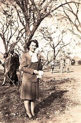 Genevieve Mae (Ulmer) Young, 1946