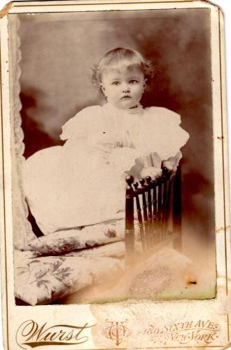 Geraldine Mott Walker