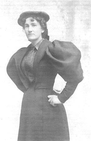 Julia McCarty, Washington