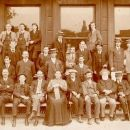 The Staff of the Sheakespeare Hotel, Woolwich. Ken