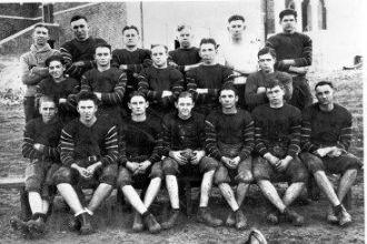 Morrilton High School Football Team 1926