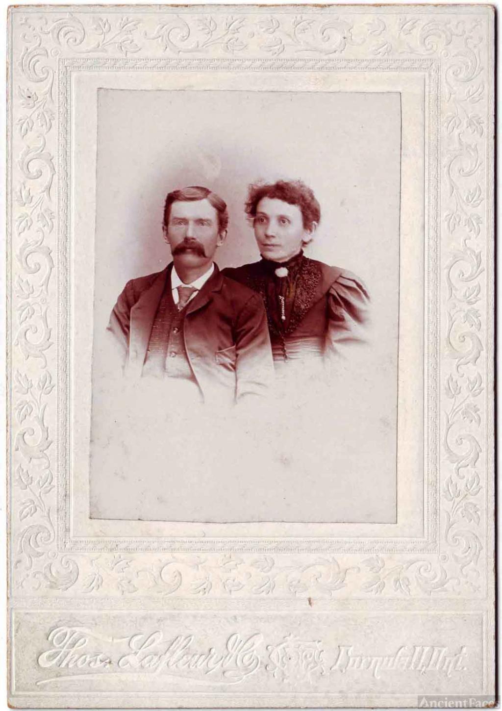 James & Annie Sampson