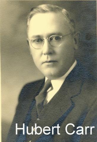 Hubert Carr