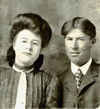 Ethel (Burns) & James Chamberlain