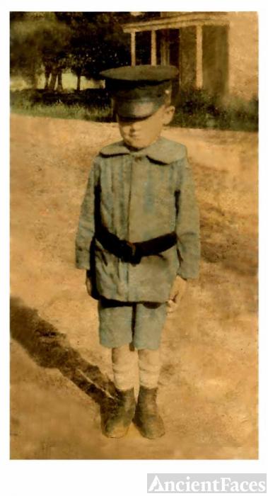 Frank David Johnson, Virginia 1917