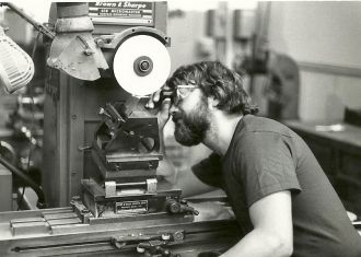 Nicholas J Keller & machine