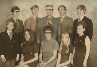 Lyle G Thompson Family