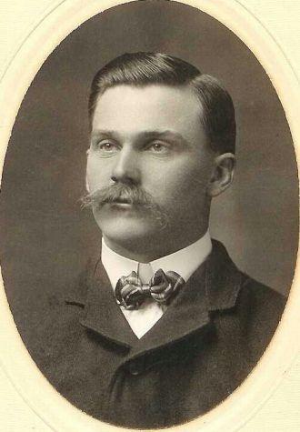 A photo of John Gotlieb Amelang