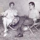 Mario Moreno and Greer Garson.