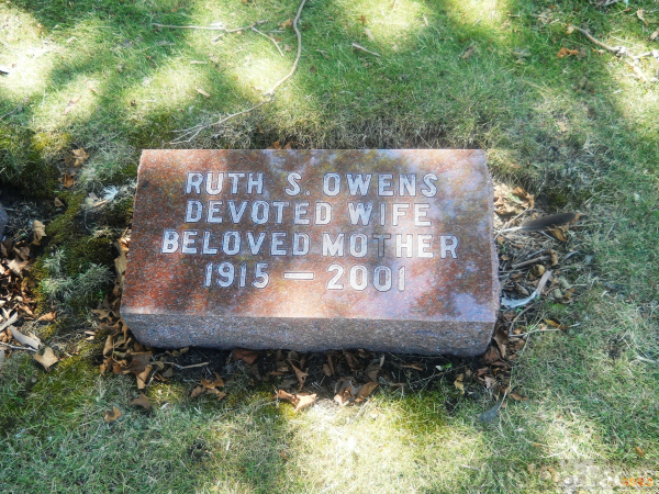 Minnie Ruth (Solomon) Owens