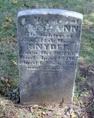 Mary Ann Snyder