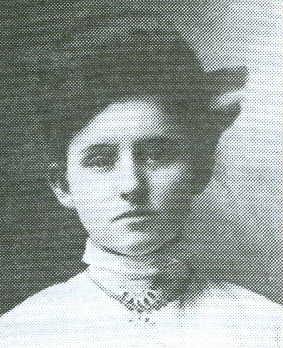 Lilian Emily Frances (Blenkarn) Burt