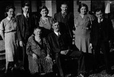William Knox and Nancy True Family