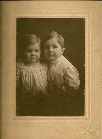 Robert and Grace Eaton