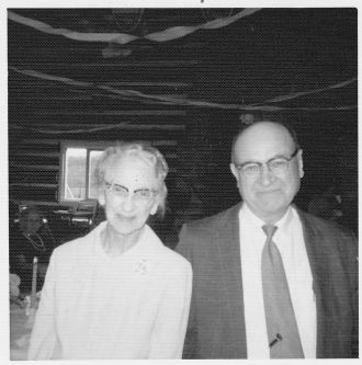 Mr. & Mrs. Mervin Piper