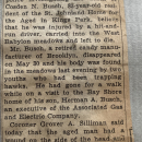 Busch family Obituary