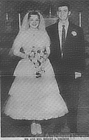 Mr. and Mrs. Robert A. Torseth