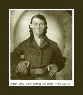 Hiram Lewis James
