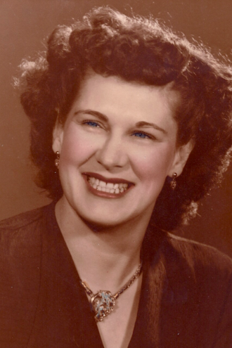 Edna M Thompson