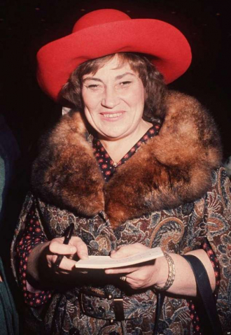 A photo of Bella Abzug