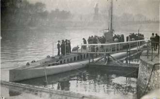 World War I submarine
