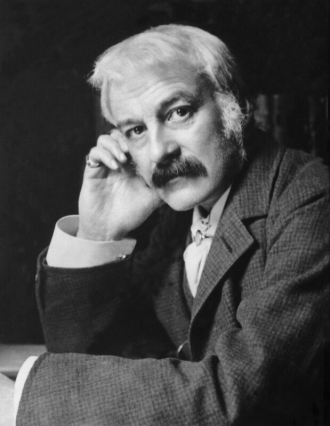 A photo of Andrew Lang