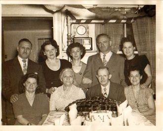 Goldberg and Family