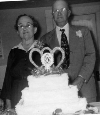 50th wedding anniversary of Henry&Louise