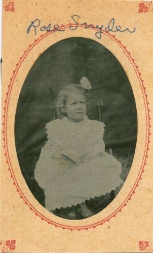 Rose  Snyder