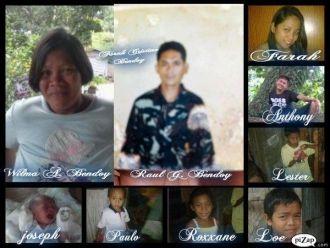 Bendoy Family, Balabagan, Lanao Del Sur Philippines