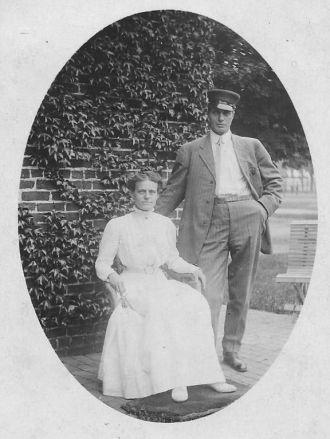 Nell Stuart Howard and Harry Floyd