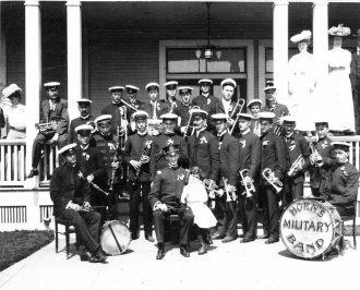 Horn Family's Military Band