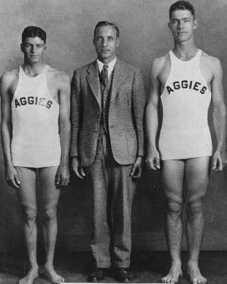 Texas A&M Swim Team