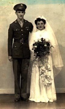 William George Meitzler wedding