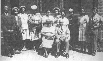 Sylvester Dean Family