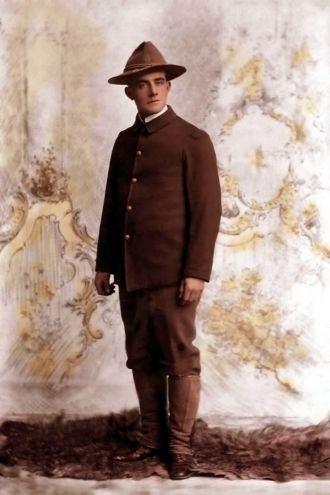 Orman Earl Trafzer