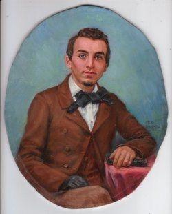 Capt. Ernst Holt Buck
