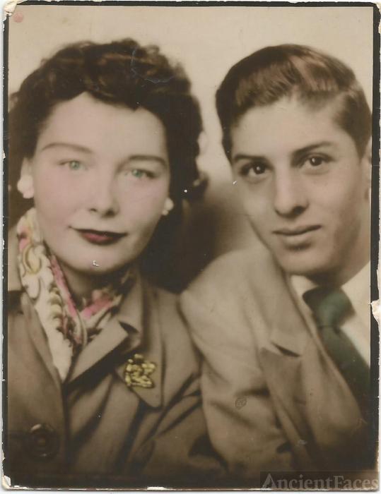 Joe & Alberta Ross