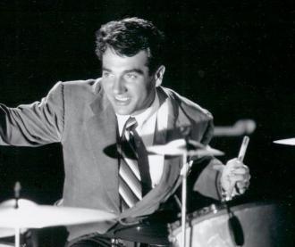 A photo of Gene Krupa