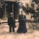 Bias & Elizabeth (Clear) Broadbent, Minnesota 1918