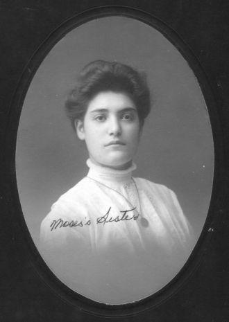 Sister of Moise Provencher, 2