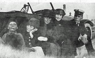 Benning Family,  Pueblo, CO 1921