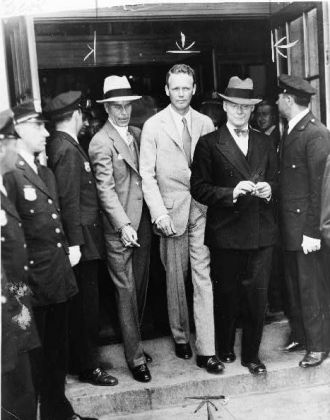 After Lindbergh told story to Bronx grand jury