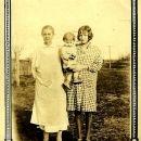 Eudora (Tyner) Vaughn family