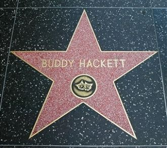 Buddy Hackett
