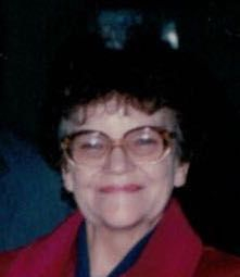 A photo of Reba (Farrimond) Bauer