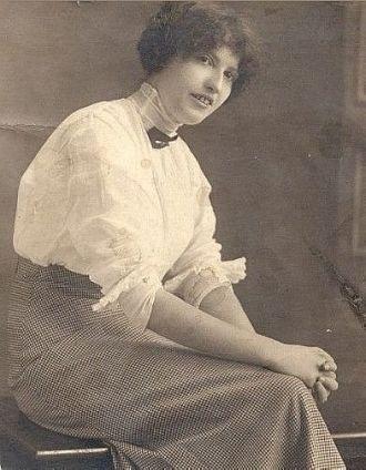 A photo of Marjorie Clyde  Pelham