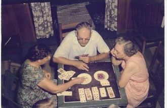 Jesse, Gertie and Effie Rayborn
